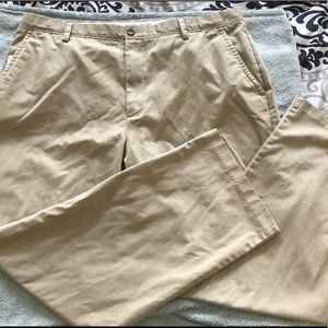 Dockers Easy Khaki D3 Classic-Fit Flat-Front Pants